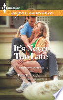 It S Never Too Late