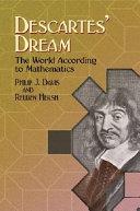 Descartes  Dream