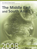 The Middle East and South Asia 2008