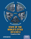 State of the World s Cities 2012 2013
