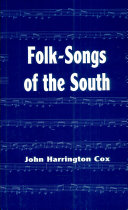 Folk Songs of the South