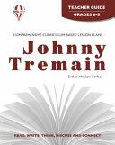 Johnny Tremain Novel Units Teacher Guide
