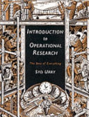 Cover of An introduction to operational research