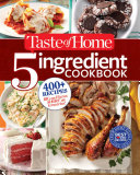 Taste of Home 5 Ingredient Cookbook