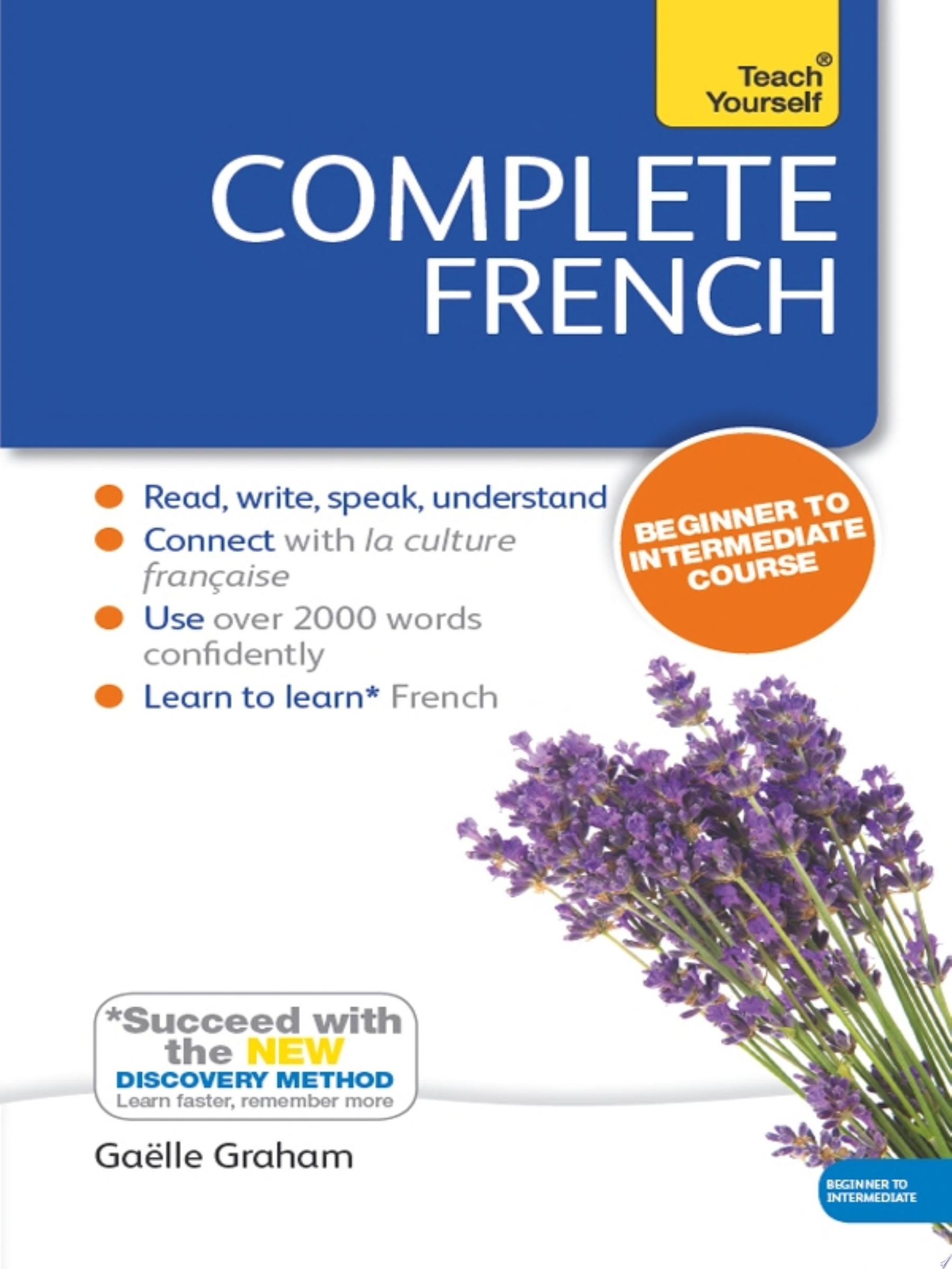 Complete French  Learn French with Teach Yourself