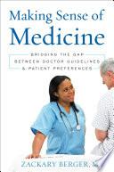 Making Sense of Medicine