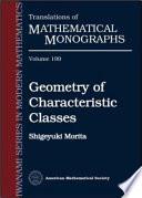 Geometry Of Characteristic Classes