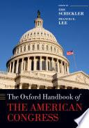 The Oxford Handbook of the American Congress