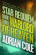 Warlord of Heaven Pdf/ePub eBook