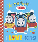 I Love Engines Thomas Friends  Book PDF
