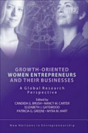Growth oriented Women Entrepreneurs and Their Businesses