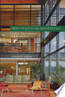 Green Healthcare Institutions