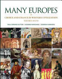 Many Europes  Volume I to 1715