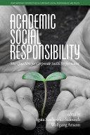 Academic Social Responsibility