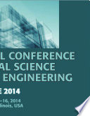 International Conference On Material Science And Material Engineering  MSME2014