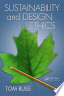 Sustainability and Design Ethics Book