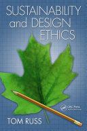 Sustainability and Design Ethics