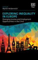 Exploring Inequality in Europe