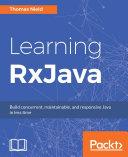 Pdf Learning RxJava Telecharger
