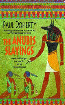 The Anubis Slayings (Amerotke Mysteries, Book 3) ebook