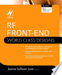 RF Front End  World Class Designs