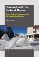Obsessed with the Doctoral Theses Pdf/ePub eBook