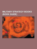 Military Strategy Books