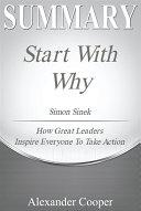 Summary of Start with Why Pdf/ePub eBook