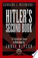 Hitler s Second Book
