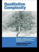 Qualitative Complexity