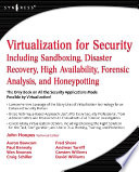 Virtualization for Security Book