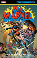Ms. Marvel Epic Collection Book