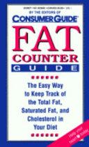 Fat Counter Guide Book