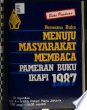 Pameran buku IKAPI.