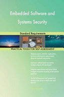 Embedded Software and Systems Security Standard Requirements Book