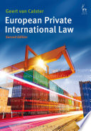 European Private International Law