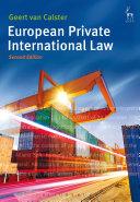 European Private International Law Pdf/ePub eBook