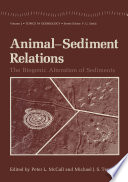 Animal Sediment Relations