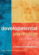 Developmental Psychology