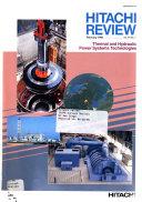 Hitachi Review Book
