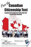 Pass the Canadian Citizenship Test!