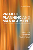 Project Planning   Management  A Guide for Nurses and Interprofessional Teams