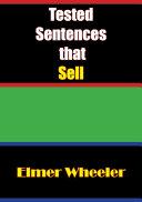 Tested Sentences that Sell Pdf/ePub eBook