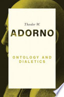 Ontology and Dialectics