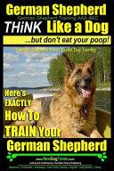 German Shepherd  German Shepherd Training AAA Akc