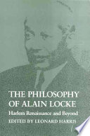 The Philosophy of Alain Locke