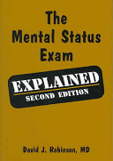 The Mental Status Exam Explained