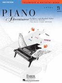 Piano Adventures  Level 2A  Technique   Artistry Book Book