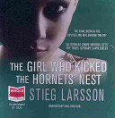 Girl Who Kicked the Hornets Nest Book