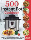 Instant Pot Cookbook 500